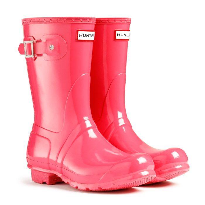 Gloss Wellies | Original Gloss Short | Hunter Boot