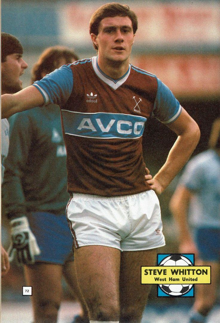 Steve Whitton West Ham
