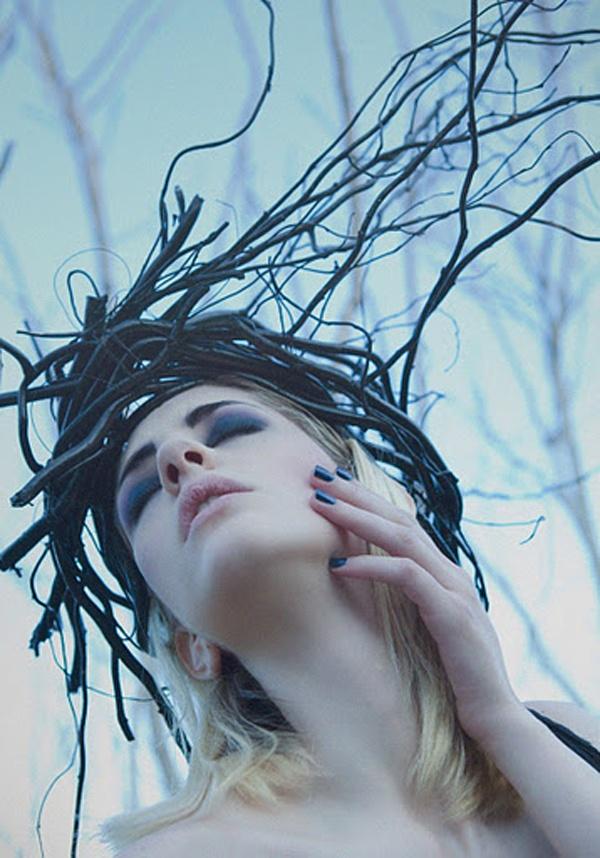 Photography Antonella Arismendi / Styling Alexia Berthelemy /  Model Maru Aga Milovich