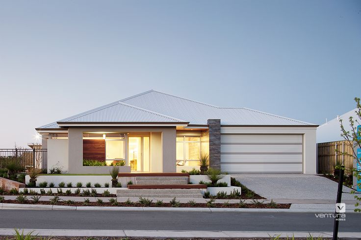 The Prodigy Display Home Elevation Facade House