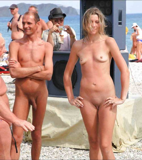 Curious nudism life best young good
