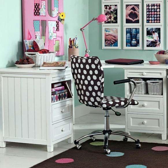 детское рабочее место, как оформить рабочее пространство в детской комнате