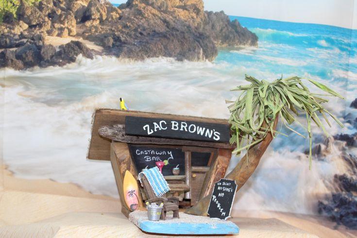 Castaway Bar  [Zac Brown} $45can