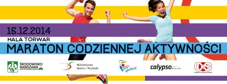 Warszawski Maraton Codziennej Aktywności (Warszawa, 16.12.2014)