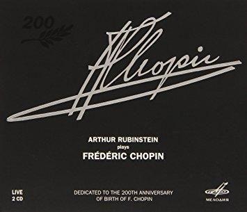 F. Chopin & Arthur Rubinstein & Frederic Chopin & n/a-Arthur Rubinstein Plays Frederic Chopin