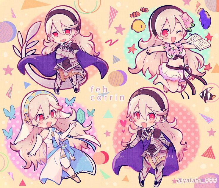 Pin by LordRath on デフォルメ in 2020 Fire emblem characters