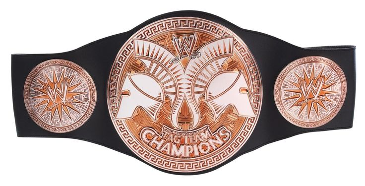 World Wrestling Entertainment Championship Title Belt Collection: Show off your title with these championship belts - just like the ones worn by your favorite WWE Superstars. Each leather-like belt ha