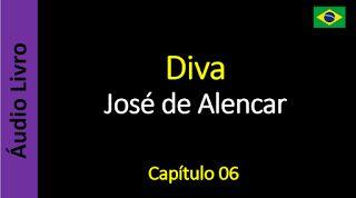 Áudio Livro - Sanderlei: José de Alencar - Diva - Capítulo 06