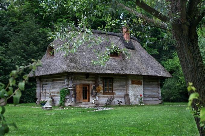 Pinspire - wiejski domek