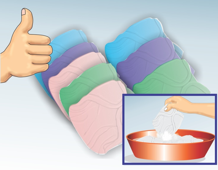 How to Wash Diapers via Wash cloth