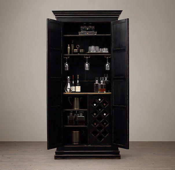 Купить Шкаф-бар 17th c. Castello от RELOFT
