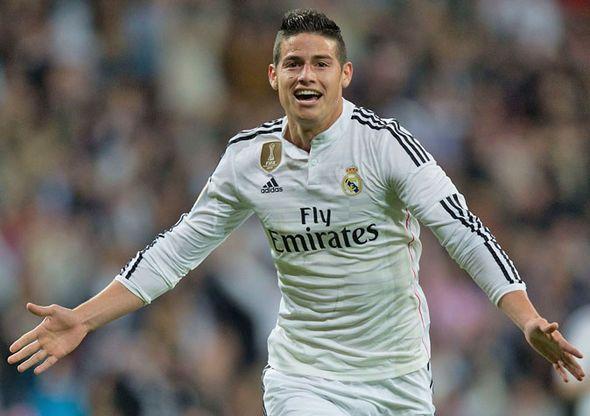 Real Madrid diberitakan akan siap berpisah dengan salah satu pemain penyerangnya yakni James Rodriguez dan akan menjualnya dengan harga 68 juta Pounds. James Rodriguez sudah lama dikaitkan dengan sejumlah klub Premier League musim ini, setelah dia jarang mendapatkan kesempatan bermain dari Zinedine Zidane di Bernabeu.