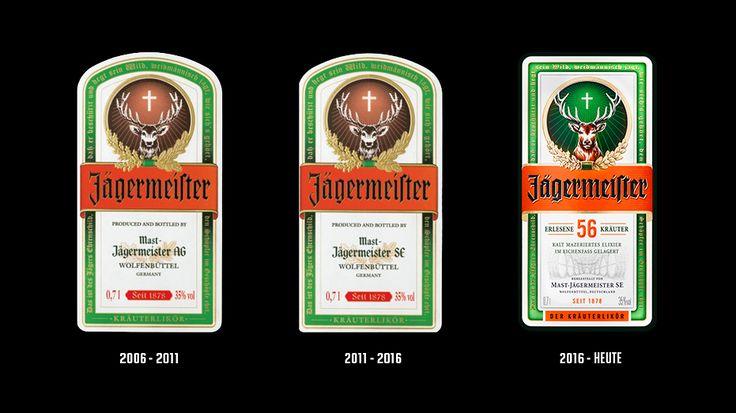 Jeder kennt sie, jeder liebt sie: die grüne Ikone – besser bekannt als die legendäre Jägermeister-Flasche. Und da sie in der ganzen Welt für ihr Aussehen berühmt ist, wurde selbst das Etikett in den letzten 75 Jahren nur minimal verändert.
