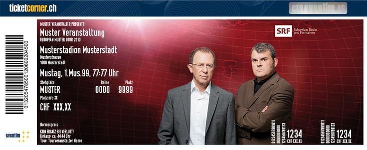 Giacobbo/Müller Tickets - Ticketcorner