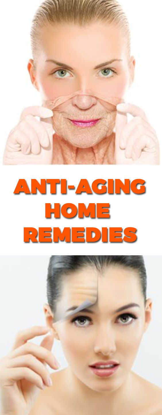 Home Remedies For Anti-Aging #AntiAging