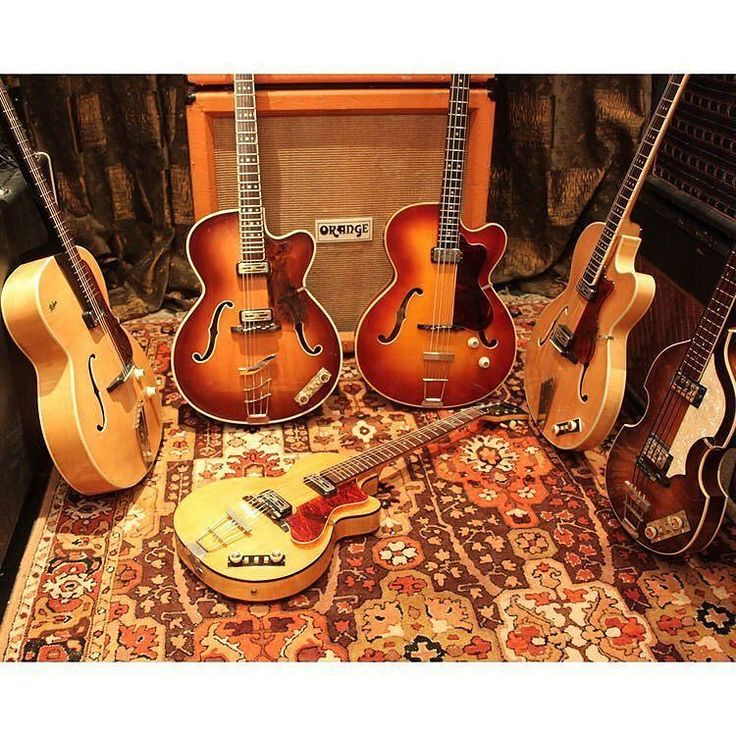 Check out this stunning collection of near-mint Hofner's from @themusiclocker. That's not something you see everyday! #Stringjoy #Geartalk #Guitarist #GearNerds #GuitarPlayer #GearWire #KnowYourTone #GuitarGear #Guitar #CleanTone #ToneForDays   Create your custom string set today at Stringjoy.com #guitar #guitars #electric #acoustic #bassguitar