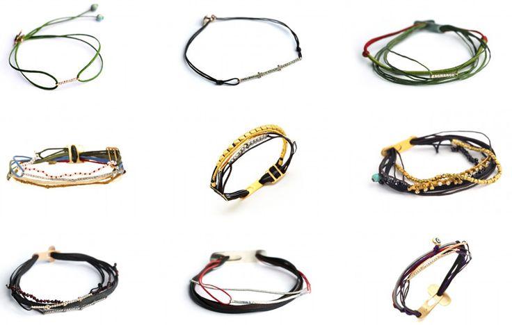 Apriati bracelets