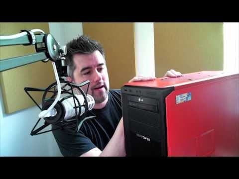 NEW Desktop & Goodies from IBUYPOWER and Corsair! Unboxing and Demo!