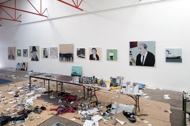 Studio / Richard Lewer