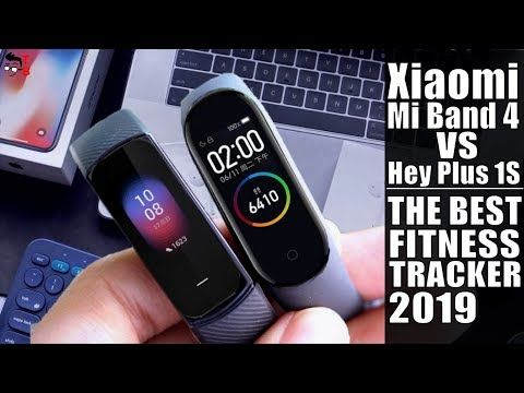 Watch our video with comparison and review of Xiaomi Mi Band