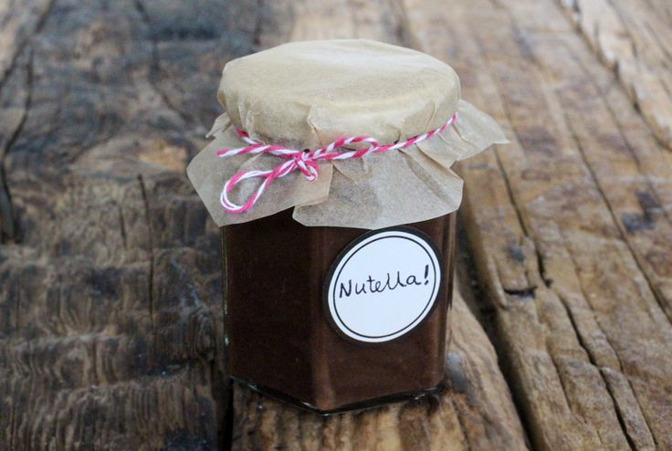 Homemade Nutella | Cute Carbs