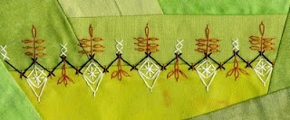 Playing with Textiles: 1 Task when the stick Amazons