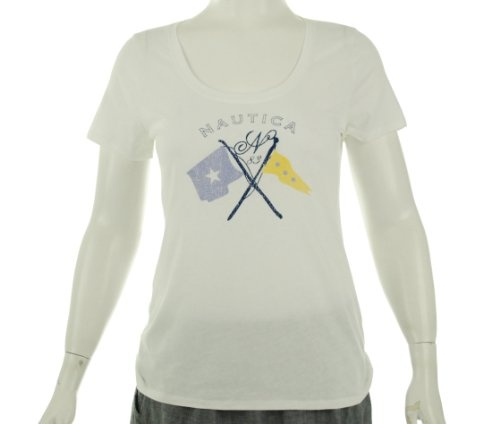 Nautica Sleepwear Women's Flag Graphic Short « Clothing Impulse ( VIP Fashion Australia www.vipfashionaustralia.com - international clothes shop )