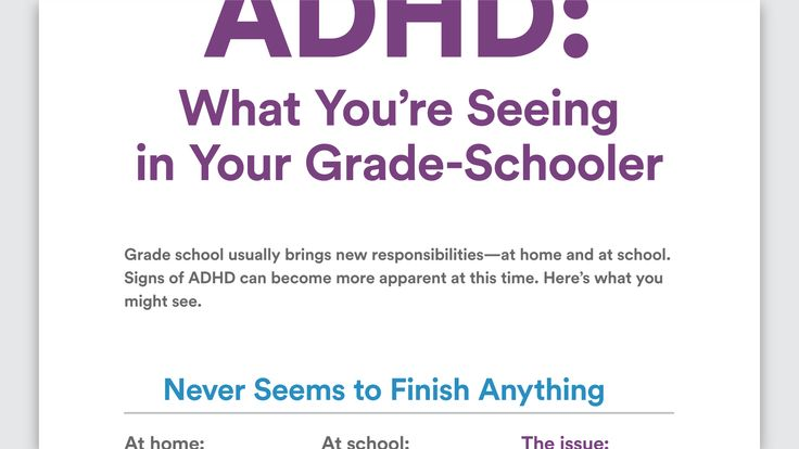 the symptoms and treatment of the attention deficit hyperactivity disorder However, without identification and proper treatment, adhd may have  in  making the diagnosis, children should have six or more symptoms of the disorder .