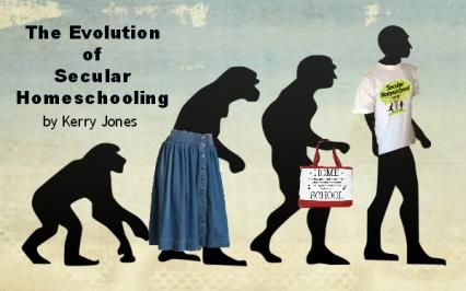 The Evolution of Secular Homeschooling...it's on a fast trajectory, btw!
