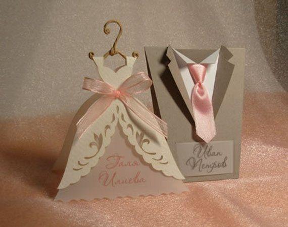 20 tarjetas de mesa de bodas, tarjetas de lugar de novia, tarjeta de mesa de boda, vestido de novia tarjeta de mesa, tarjeta de mesa Tuxedo, traje de mesa del novio