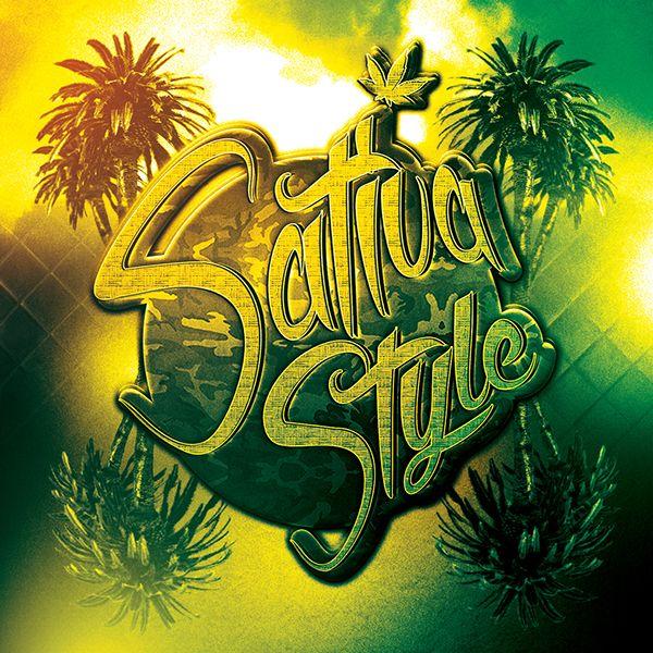 Logotipo Sativa Style on Behance