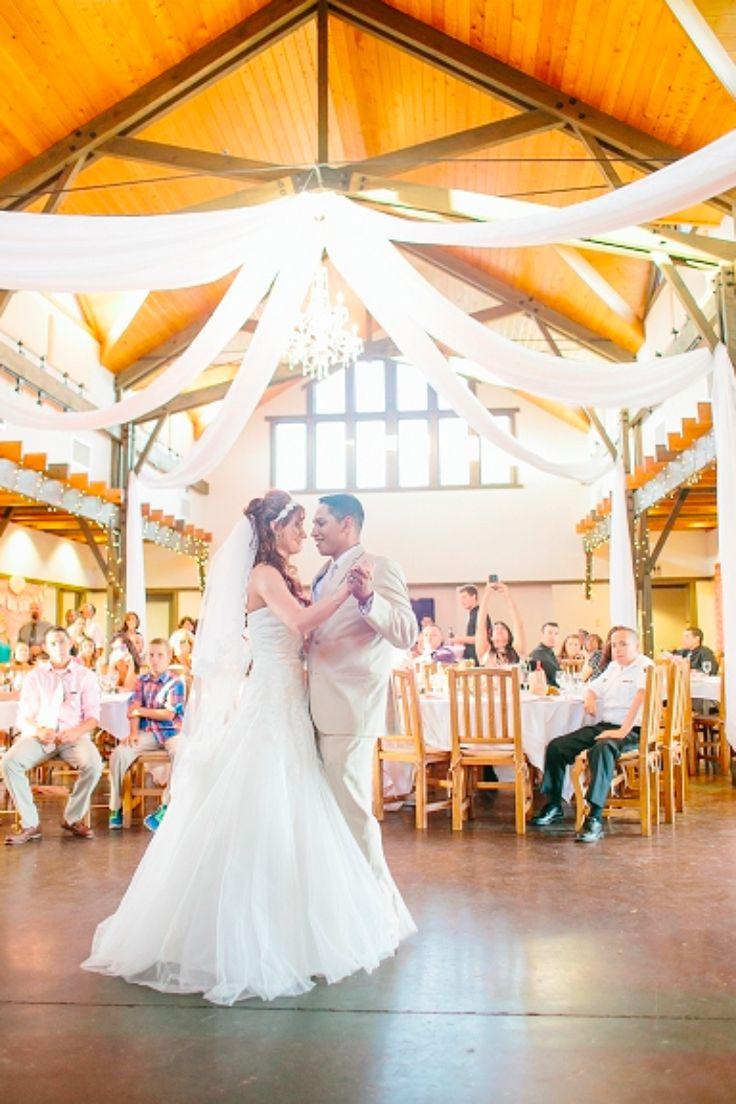 Weddings at Cypress Ridge Pavilion in Arroyo Grande, CA