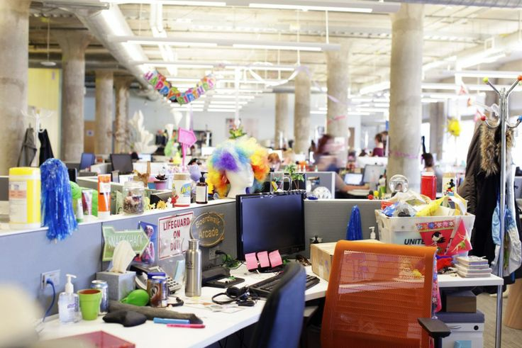 49 best images about tech offices on pinterest the muse for Zynga office design