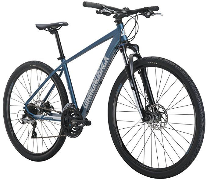 Diamondback Bicycles Trace Sport Dual Sport Bike 22 Inch Extra