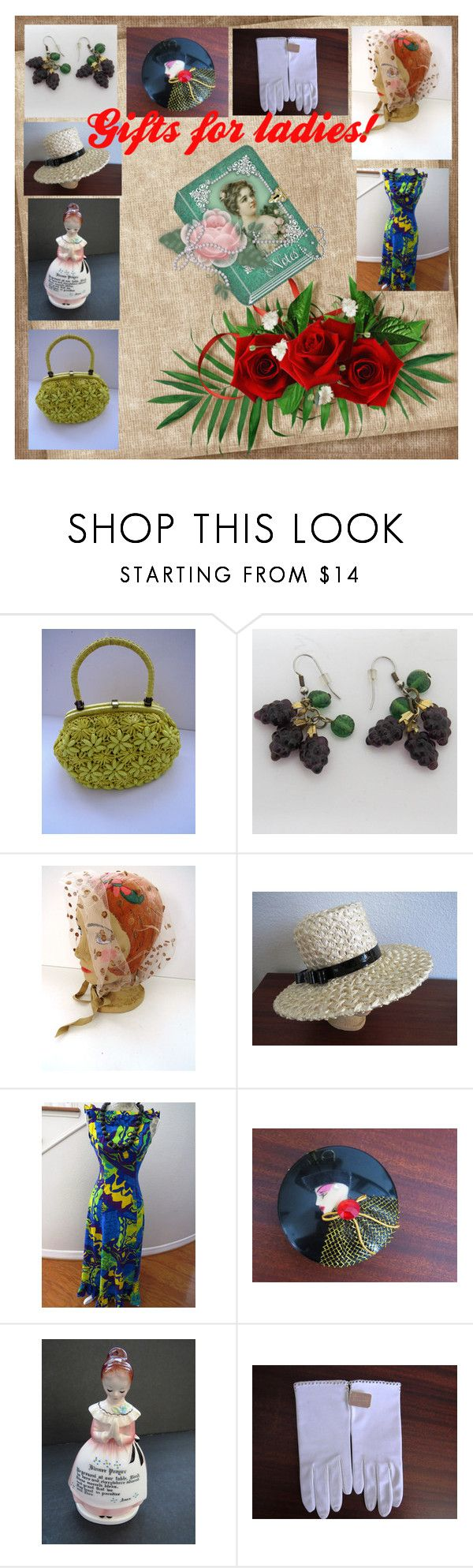 Gifts for ladies! by luckystanlv on Polyvore
