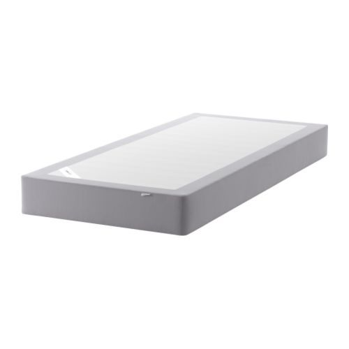 Sultan aksdal mattress base ikea solid wood slats offer for Bed base ikea