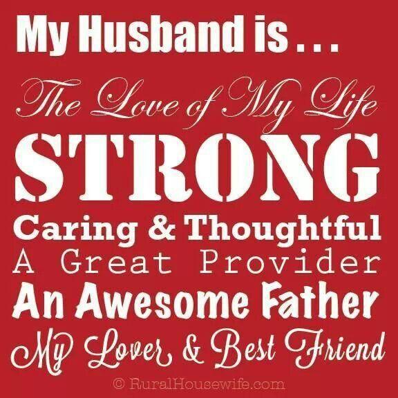 Husband Love, Love My Husband
