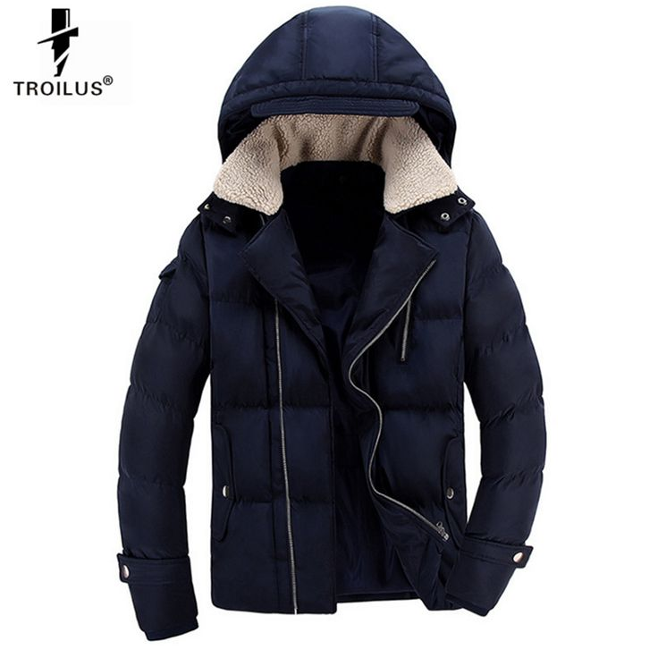 Find More Parkas Information about Troilus New Winter Jacket Men Thick Warm Coat Causal Hooded Parka Men Cotton Padded Jacket Solid Color Outwear Brand Clothing ,High Quality jackets for men polo,China jacket brand Suppliers, Cheap jacket sewing from Troilus Flagship Store on Aliexpress.com