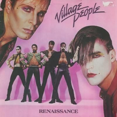 what happened to the cowboy and the construction worker? Village people - the wilderness years post disco...