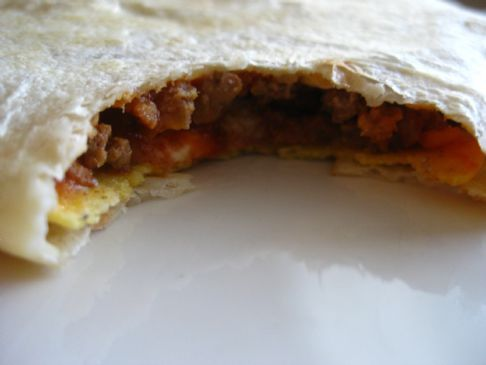 Copycat recipe (made healthier!) Taco Bell Crunchwrap Supreme: Chicken Recipes, Chicken Tacos, Food Chains, Chains Recipes, Tacos Belle, Belle Crunchwrap, Healthy Food, Fast Food, Copycat Recipes