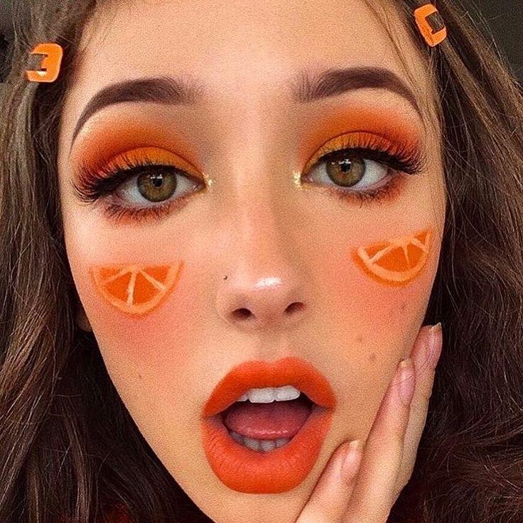 Qual é a sua fruta favorita? @dewnott   – Make Up Ideen
