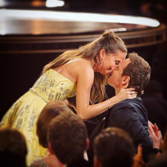 Love these two together! Alicia Vikander & Michael Fassbender