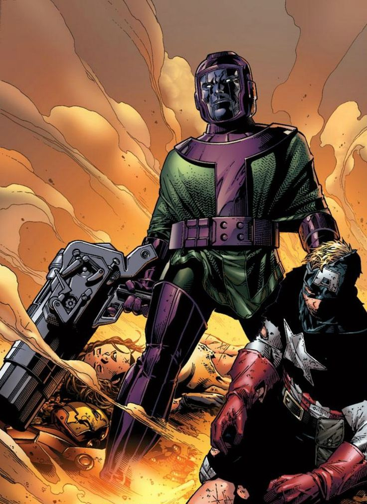 Avengers enemy Kang the Conqueror