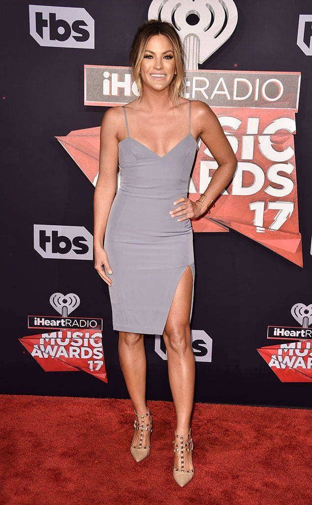 Becca Tilley from iHeartRadio Music Awards 2017: Red Carpet Arrivals