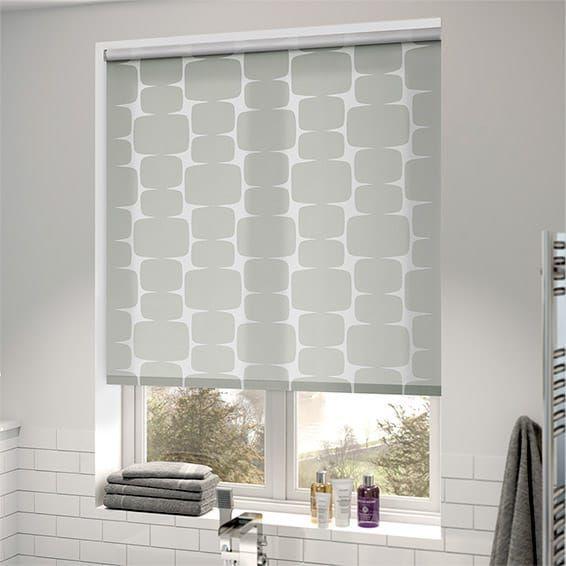 Roman Blind Idea For Hallway Kitchen Windows Living Room