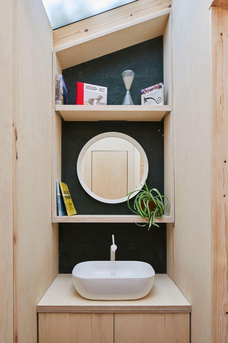 Fiberglass Garden Shed Becomes An Architect's New Studio ...
