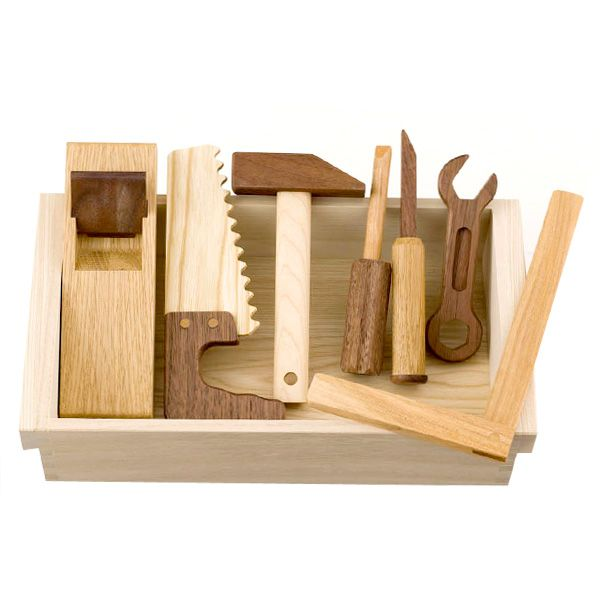 I love wooden toys!