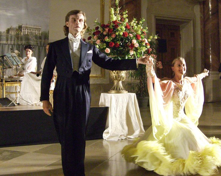https://flic.kr/p/7D2L48   The Viennese Waltz   Waltzers at the Liechtenstein Palace, Vienna Austria