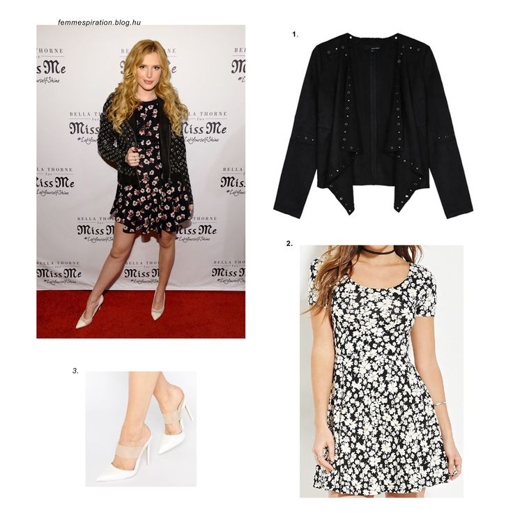 #bellathorne #celebrity #outfit #fashion #style #inspiration #forever21 #tallyweijl #asos