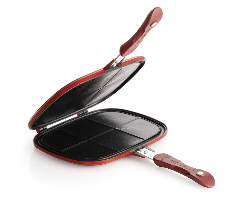 Happycall Double Pan Flat (Tortilla) aka Nurunji Pan aka Tortilla Pan  #happycall #happycallpan #innovativekitchen